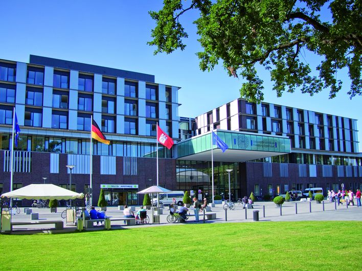 University Hospital Hamburg-Eppendorf processes invoices with tangro