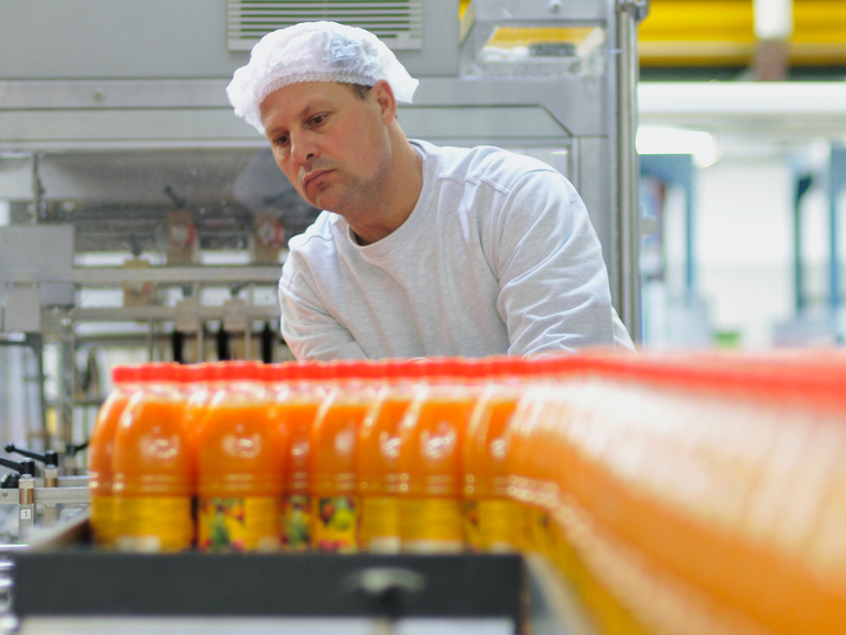 Refresco reduces time and costs with automation solutions from tangro